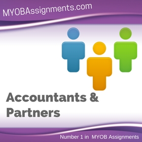 Accountants & Partners Assignment Help