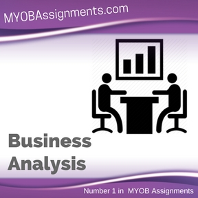 Business Analysis Assignment Help