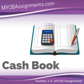 Cash Book Assignment Help