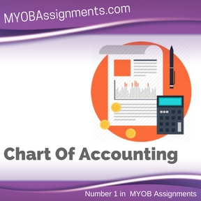 Chart Of Accounting Assignment Help