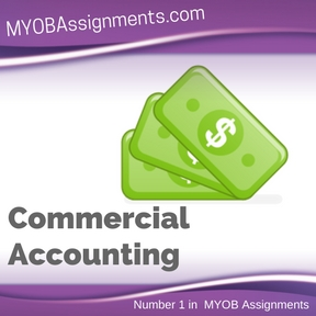 Commercial Accounting Assignment Help