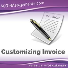 Customizing Invoice Assignment Help