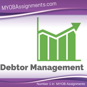 Debtor Management Assignment Help