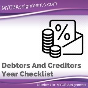 Debtors And Creditors Assignment Help
