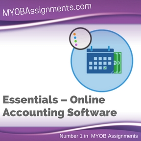 Essentials – Online Accounting Software Assignment Help