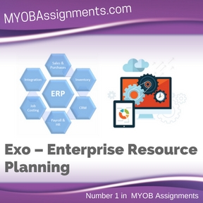 Exo – Enterprise Resource Planning Assignment Help