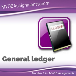 General ledger Assignment Help