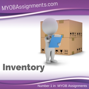 Inventory Assignment Help