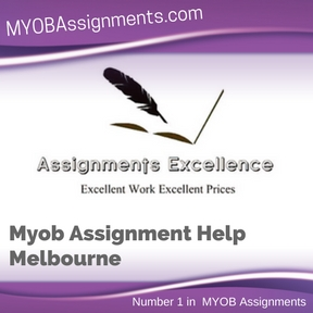Myob Assignment Help Melbourne