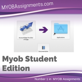 Myob Student Edition Assignment Help