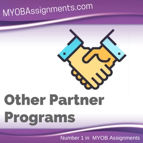 Other Partner Programs Assignment Help