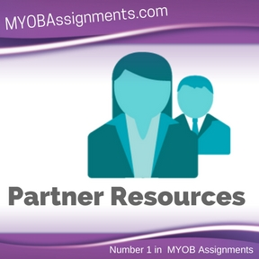 Partner Resources Assignment Help
