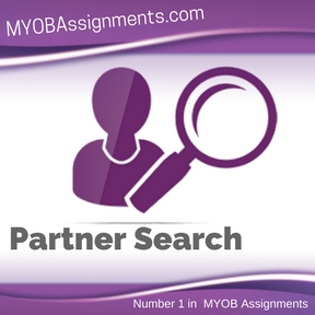 Partner Search Assignment Help
