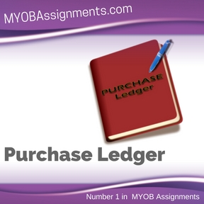 Purchase Ledger Assignment Help