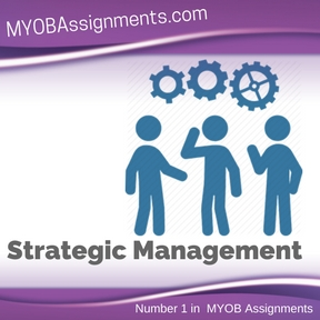 Strategic Management Assignment Help