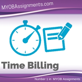 Time Billing Assignment Help