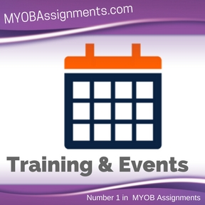 Training & Events Assignment Help